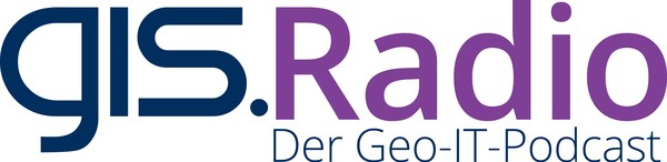 Logo gis.Radio - Der Geo-IT-Podcast